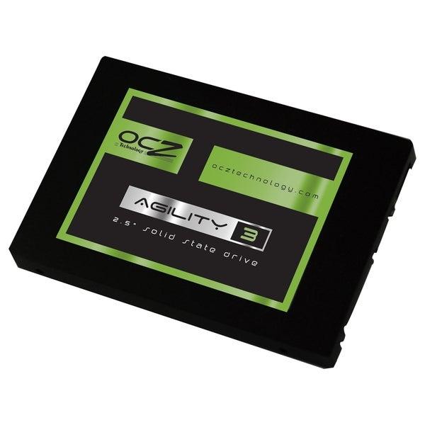 "OCZ Storage Solutions Agility 3 AGT3-25SAT3-480G 480 GB 2.5"" Internal"