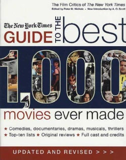 The New York Times Guide to the Best 1,000 Movies Ever Made (Paperback)