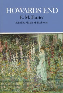Howards End: Complete, Authoritative Text With Biographical and Historical Contexts, Critical History, and Essays... (Hardcover)