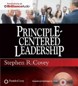 Principle-Centered Leadership (CD-Audio)