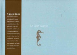 Be Our Guest: Guest Book (Hardcover)