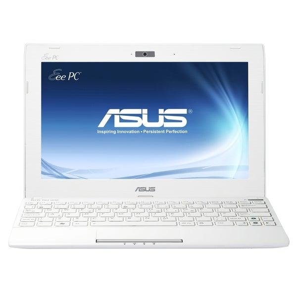 """Asus Eee PC 1025C-MU17-WT 10.1"""" LED Netbook - Intel Atom N2600 Dual-c"""