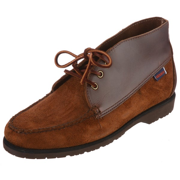 Sebago Men's 'Badlands' Cedar Leather Chukka Boots