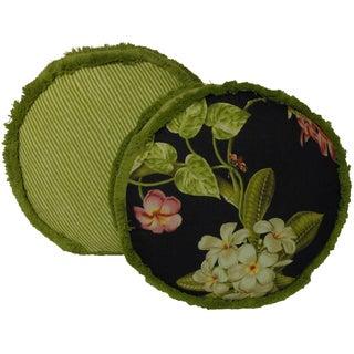 Fiji Tambourine Pillows (Set of 2)