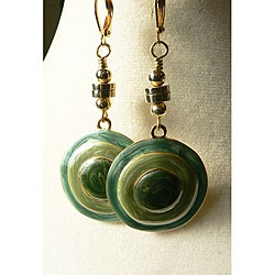 Goldtone 'Sondra' Earrings