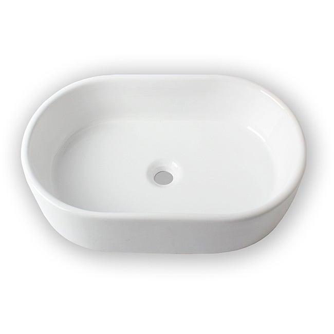 Cirque Ceramic Vessel Sink