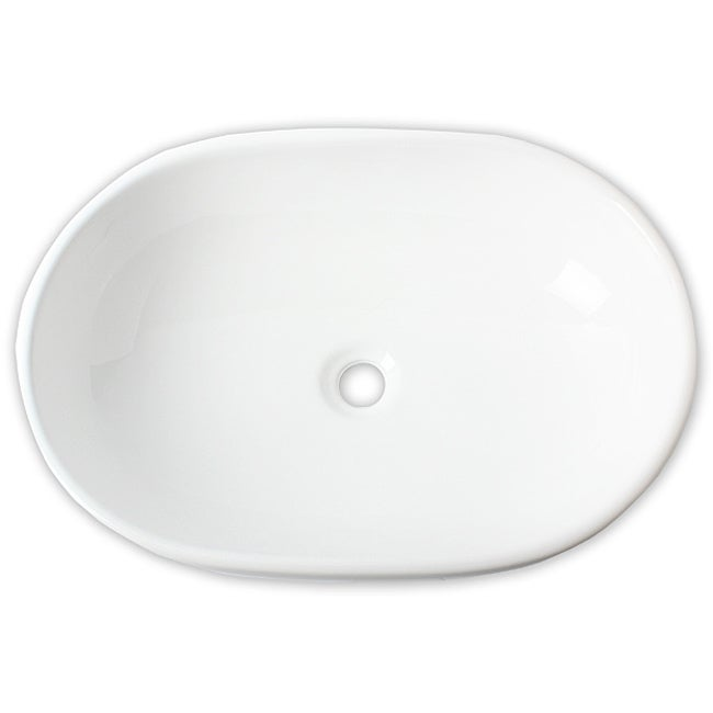 Nephire Ceramic Vessel Sink