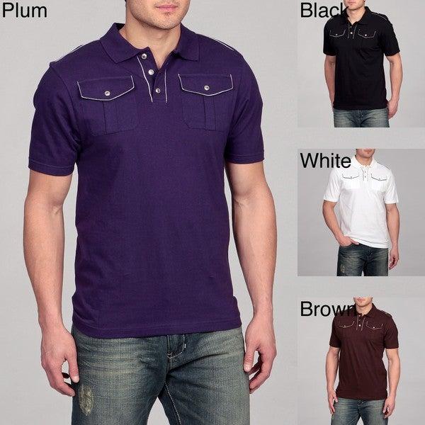 Chereskin Men's Piped Polo Shirt