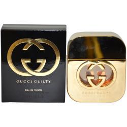 Gucci Guilty Women's 1.6-ounce Eau de Toilette Spray