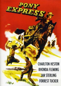 Pony Express (DVD)
