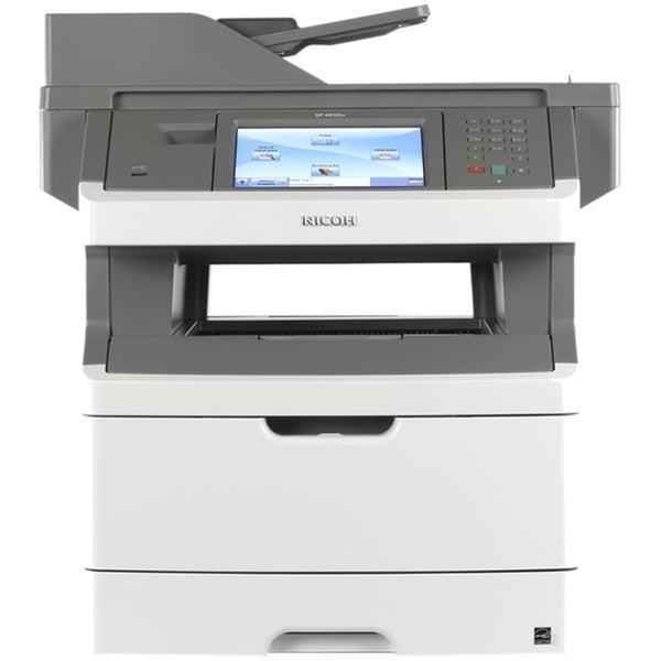 Ricoh Aficio SP4410SF Laser Multifunction Printer - Monochrome - Plai