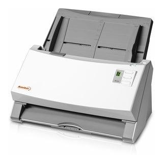 Ambir ImageScan Pro 940u Sheetfed Scanner - 600 dpi Optical