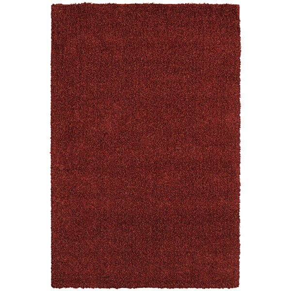 Meadowland Mandrin Red Rug (8' x 10')