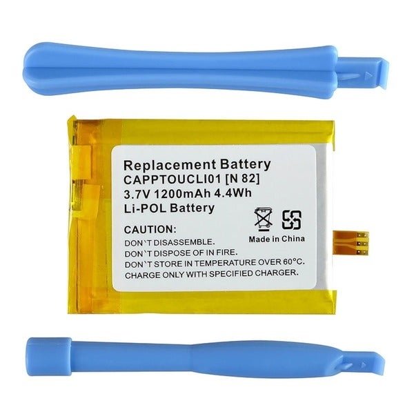 INSTEN Replacement Battery for Apple iPod Touch 3rd Generation