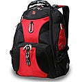 Wenger Swiss Gear Red ScanSmart 17.5-inch Laptop Backpack
