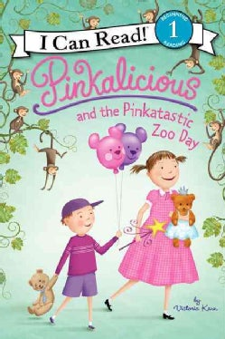 Pinkalicious and the Pinkatastic Zoo Day (Paperback)