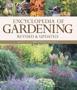 Encyclopedia of Gardening (Hardcover)