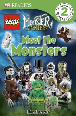 Meet the Monsters (Hardcover)