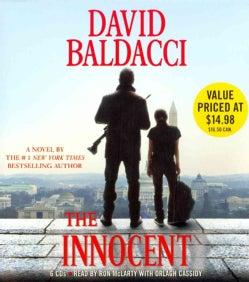 The Innocent (CD-Audio)
