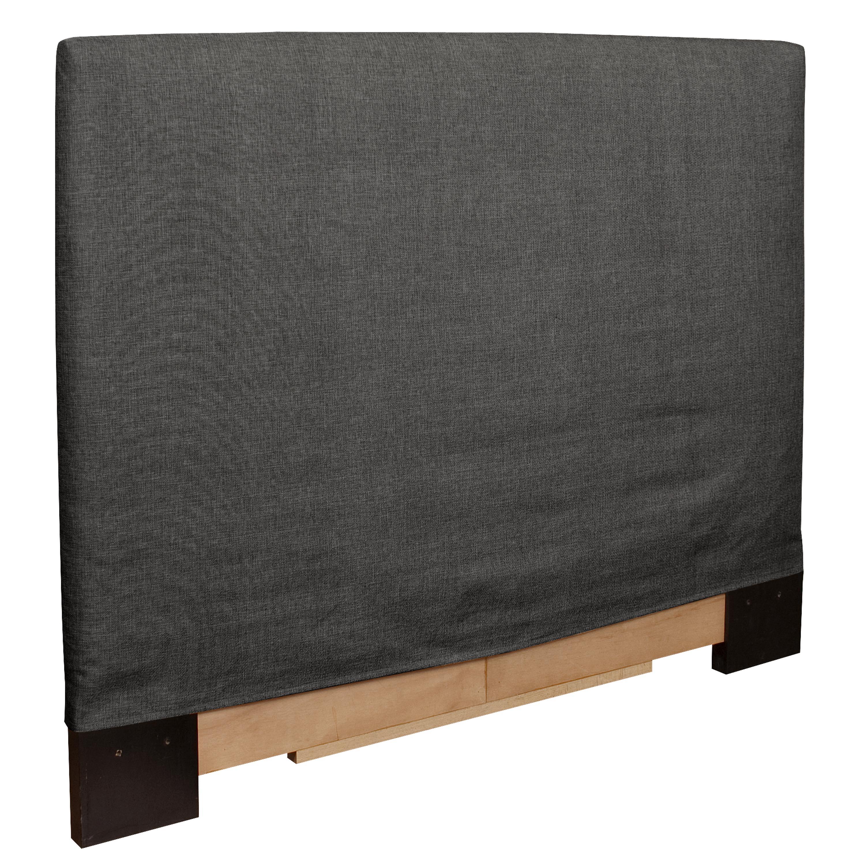 King-size Granite Slip Covered Headboard