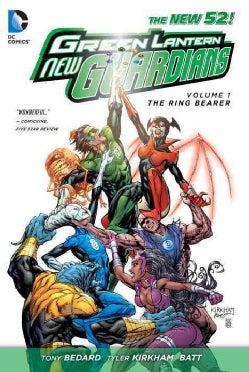 Green Lantern: New Guardians 1: The Ring Bearer (Hardcover)
