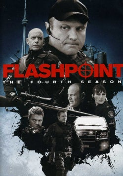 Flashpoint: The Fourth Season (DVD)