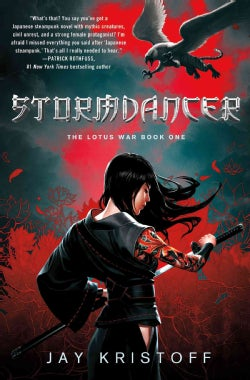 Stormdancer (Hardcover)