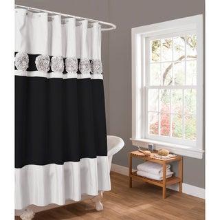 Lush Decor Seascape Shower Curtain