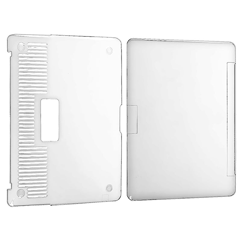 Insten Anti-Scratch Clear Snap-On Case for Apple MacBook Air 13-Inch