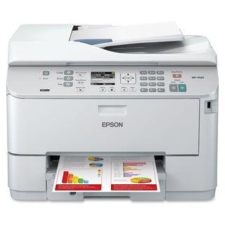 Epson WorkForce Pro WP-4520 Inkjet Multifunction Printer - Color - Pl