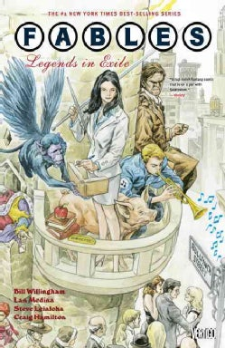 Fables 1: Legends in Exile (Paperback)