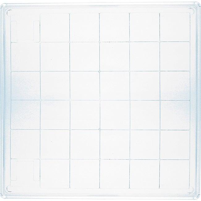 Inkadinkado 6 inch square large acrylic block for Large acrylic block