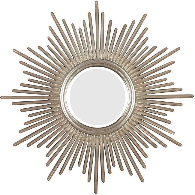 Artemis Antique Silver Wall Mirror