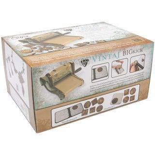 Sizzix Vintaj Special Edition BIGkick Die Cut Machine