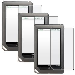 INSTEN Anti-glare Screen Protector for Barnes and Noble Nook Tablet (Pack of 3)