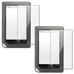 INSTEN Clear Screen Protector for Barnes and Noble Nook Tablet (Pack of 2)
