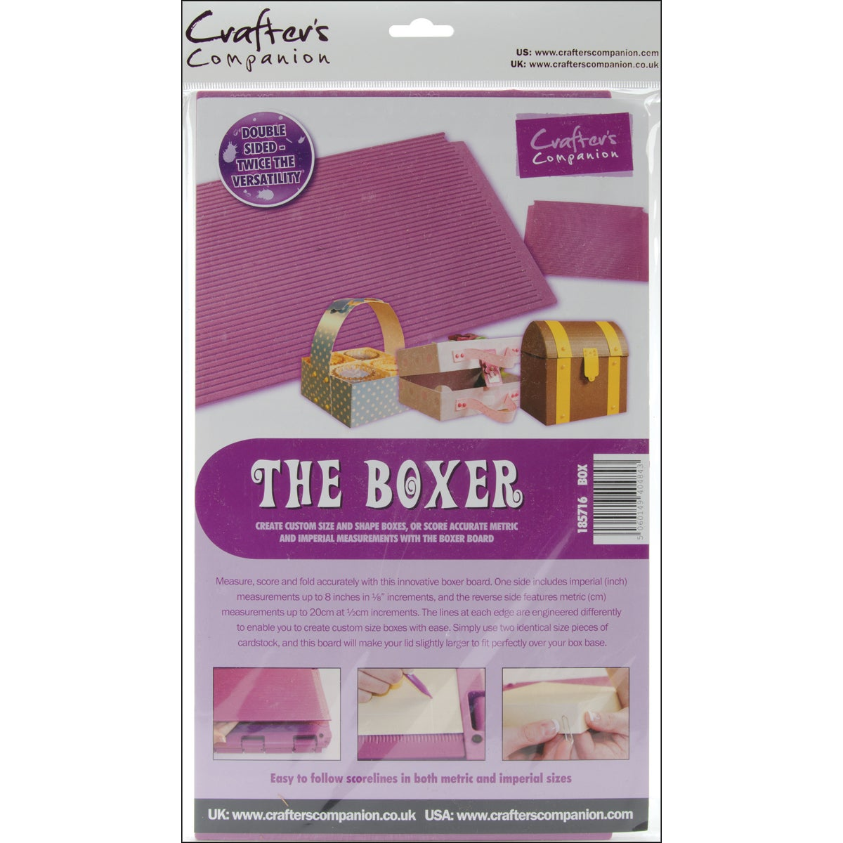 Crafter's Companion The Boxer Custom Box Maker