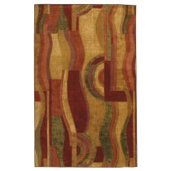 Mohawk Home Picasso Multi Contemporary Rug (8'x10')