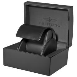 Breitling Men's 'Galactic' Stainless Steel Rose Gold Bracelet Watch