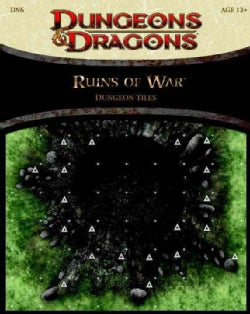 Ruins of War Dungeon Tiles (Board book)