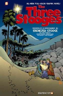 The Three Stooges 2: Ebenezer Stooge (Hardcover)