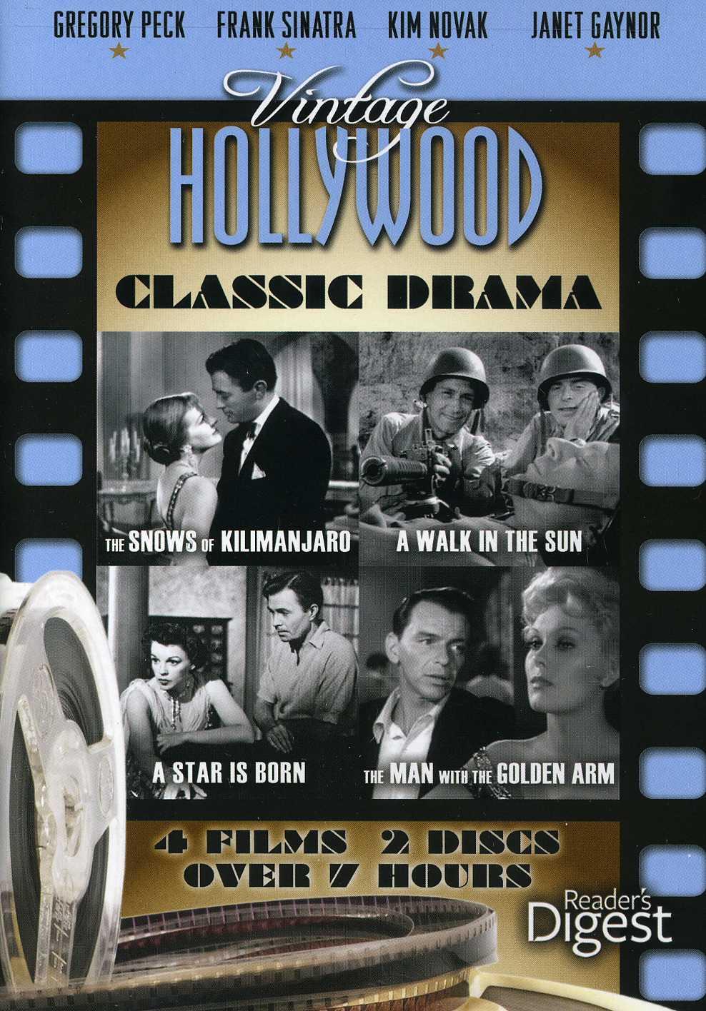 Vintage Hollywood: Classic Drama (DVD)