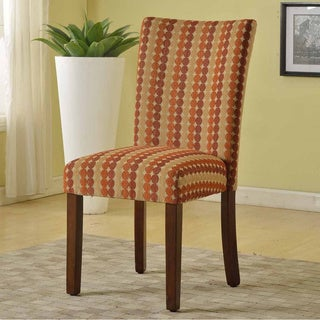 Dots Parson Chairs (Set of 2)