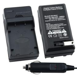 INSTEN Nikon EN-EL1/ NP-800 Compact Battery Charger Set