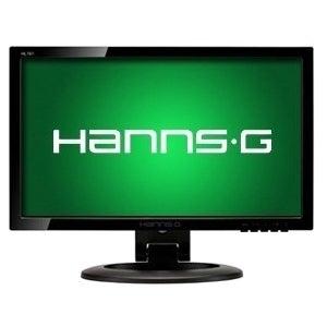 "Hanns.G HL161ABB 16"" LED LCD Monitor - 16:9 - 16 ms"