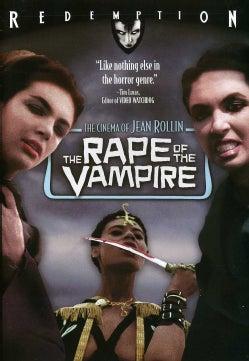 The Rape of the Vampire (DVD)