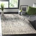 Safavieh Deco Inspired Black/ Grey Rug (5' x 8')