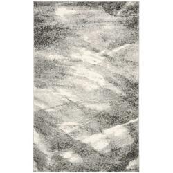 Safavieh Deco Inspired Grey/ Ivory Rug (8' x 10')