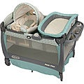 Graco Pack 'n Play with Cuddle Cove Rocking Seat in Winslet