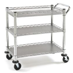 Seville Classics Heavy Duty Utility Cart